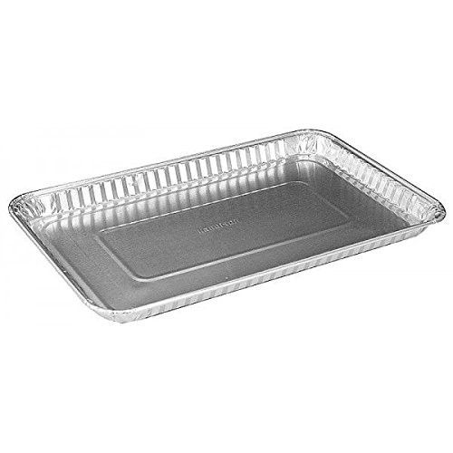 Handi Foil 11 X 7 Shallow Oblong Aluminum Danish Cake Pan 3 4