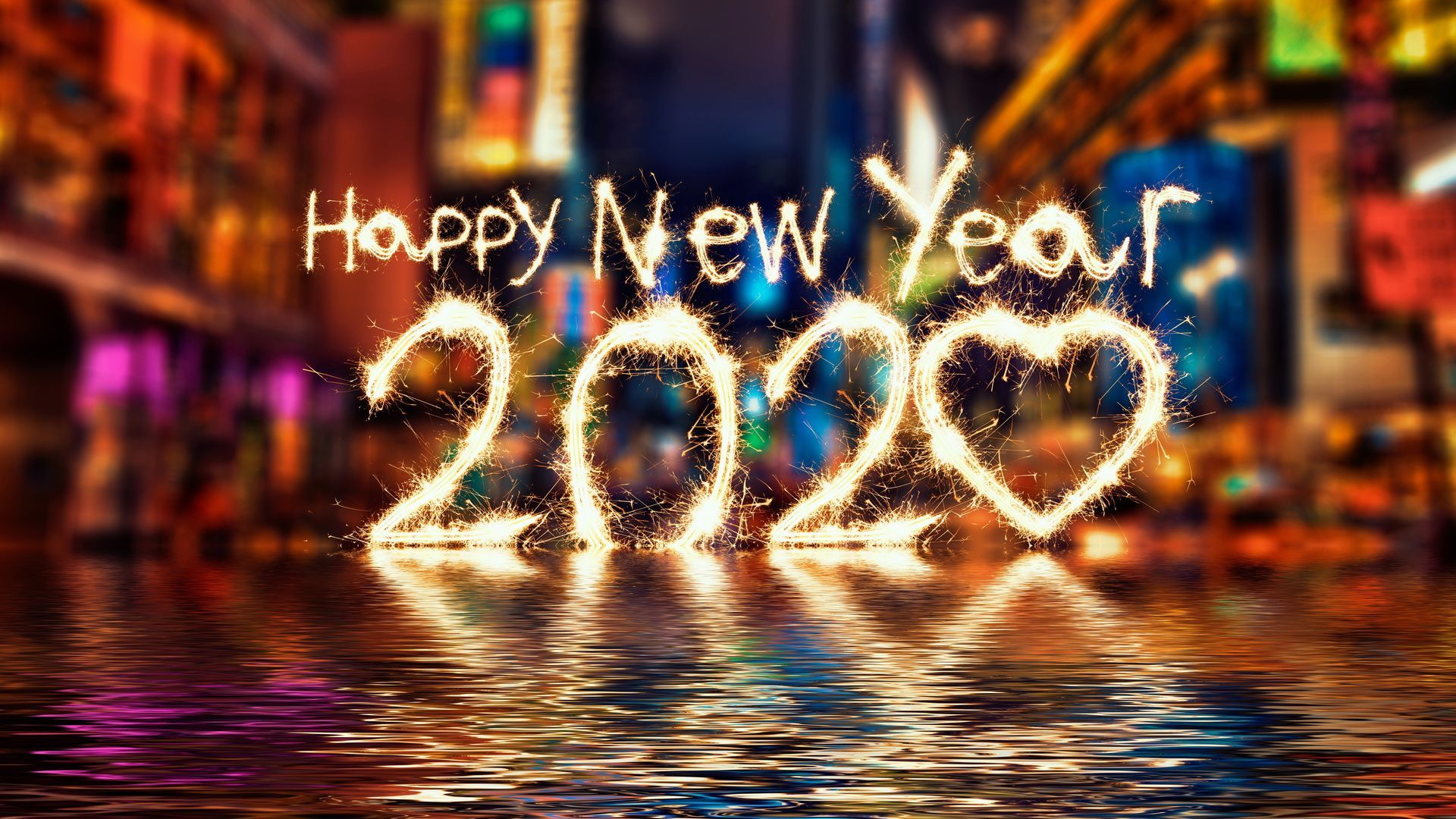 Happy New Year 2020 Wallpapers For Desktop Happy New Year Images Happy New Year Wallpaper New Year Wallpaper