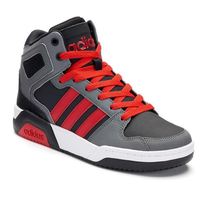 adidas NEO BB9TIS Boys  Basketball Shoes  d8a73f3a7