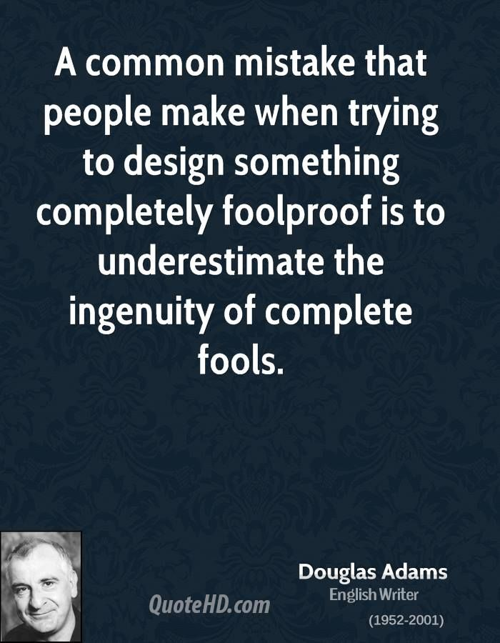 douglas adams idézetek Design Quotes | QuoteHD | Passing quotes, Underestimate quotes