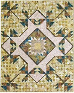 Variation on Dancing Dragonflies quilt block at http://www.softexpressions.com/software/books/4R80380.php