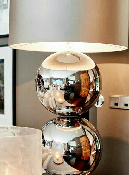 Glam lamp by Eric Kuster | Stylish Lamps | Pinterest | Interiors