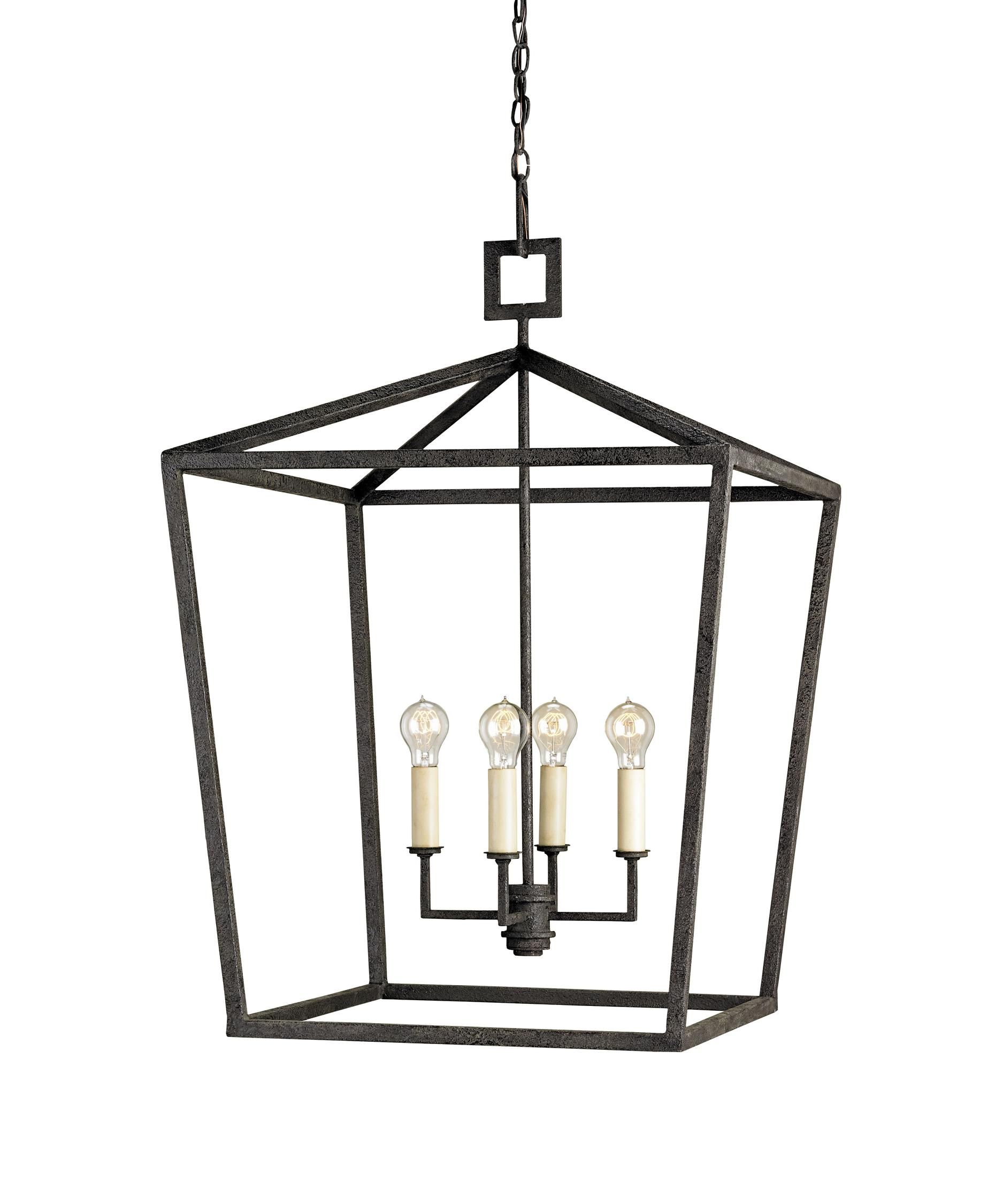 Currey And Company 9872 Denison 26 Inch Foyer Lantern | Capitol Lighting 1  800lighting. Pictures