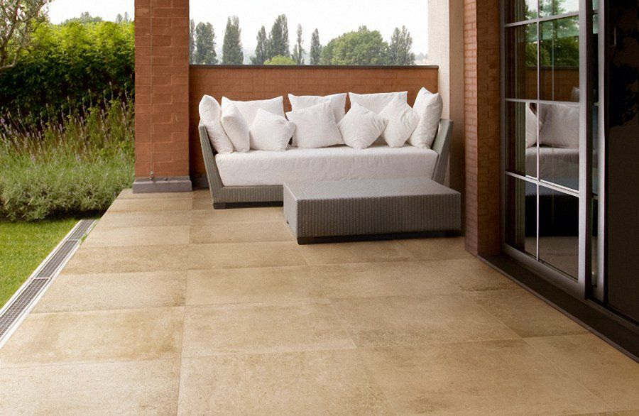 Luxury Balcony Tile Ideas