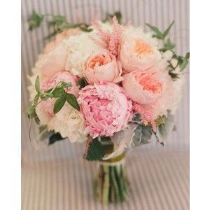 English Roses Centerpiece Flowers