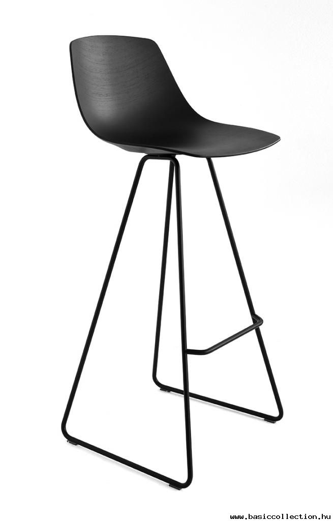 Awesome All Black Bar Stools