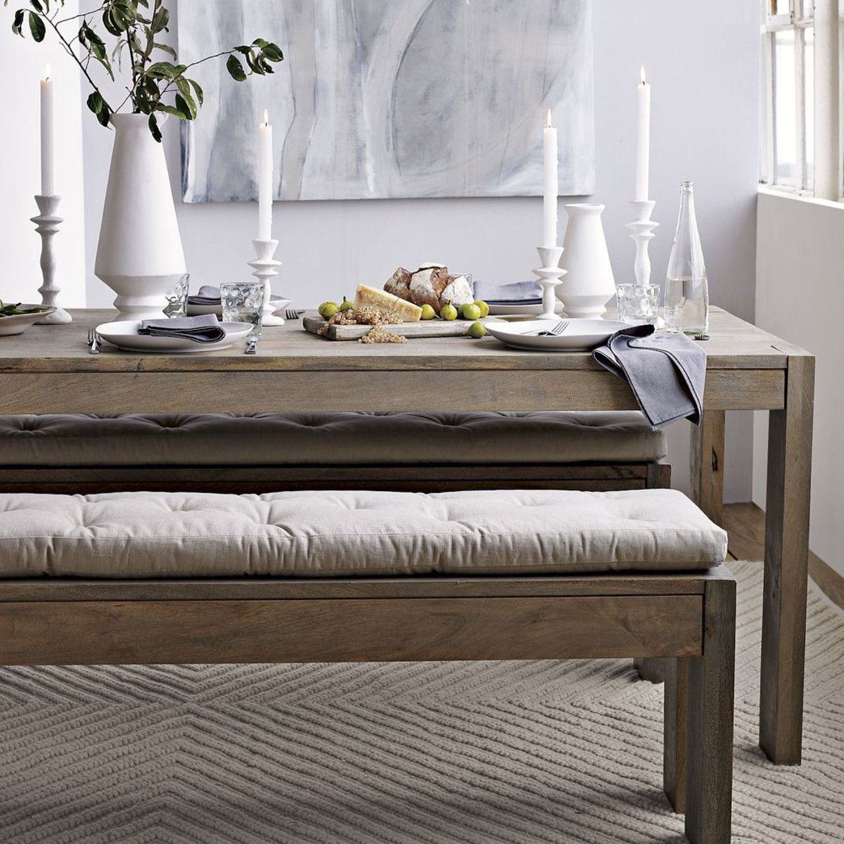 kitchen bench cushions pantry organization and flower designer ideas leather in 2019