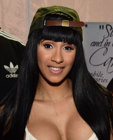 Model Sues Rapper Cardi B Over Naughty Album Cover: Cardi B Photos, Cardi B, Cardi