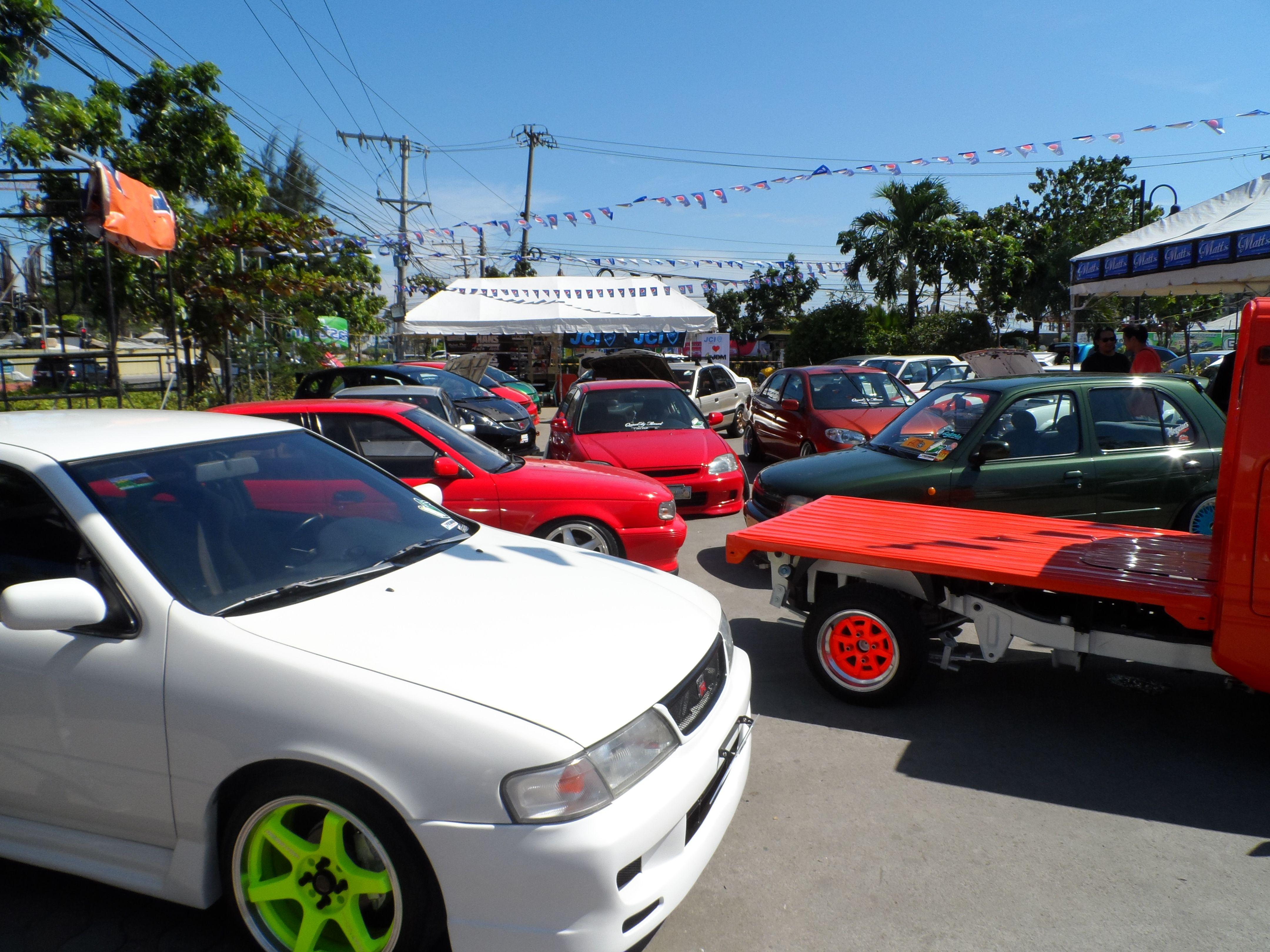 Car sticker maker cebu - Here Is A Shot Taken Last Jdm Fest Cebu