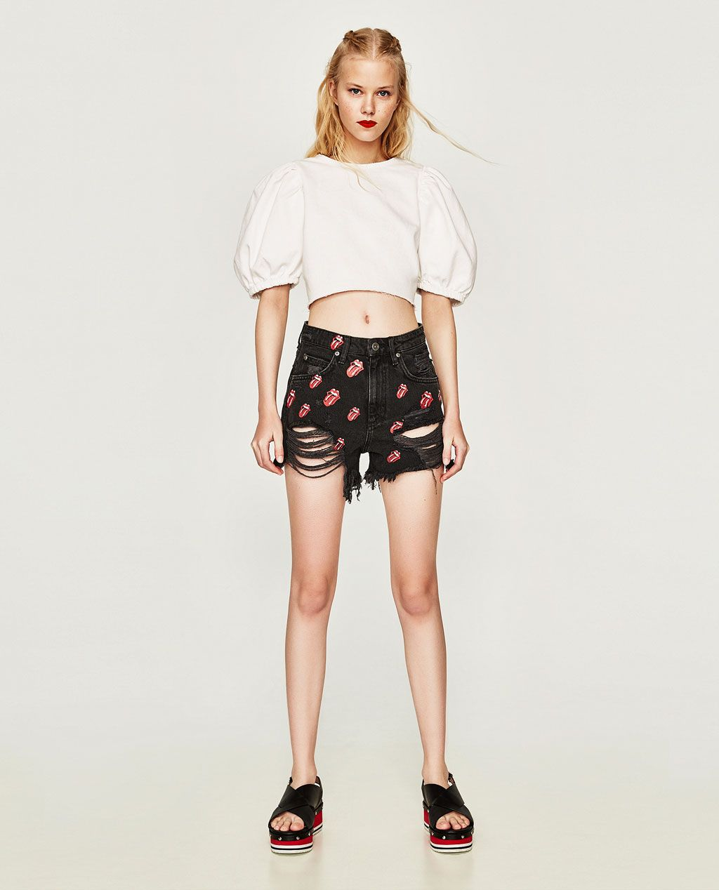 Holland Short   Lace shorts, Gym shorts womens, Gym women