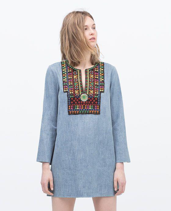 Vestidos sport mujer zara