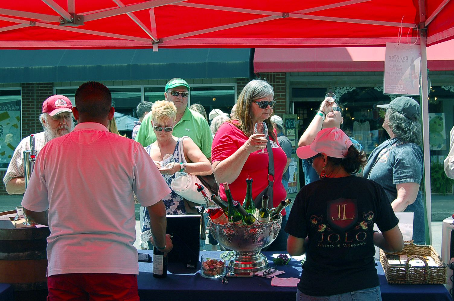 Mount Airy Nc Wine And Craft Beer Festival Craft Beer Festival Beer Festival Festival