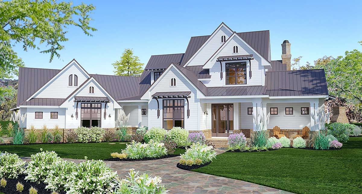 60 modern farmhouse exterior design ideas modern farmhouse