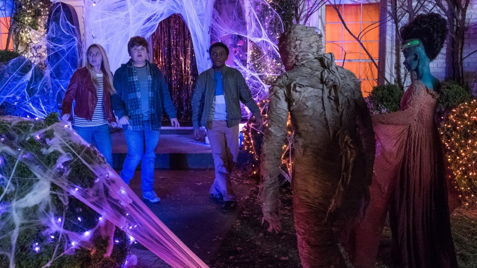 Watch Libabor 2 Hullajo Halloween 2018 Putlocker Film Complet Streaming A Horrorregenyironak Van Egy Nagy Halloween Soundtrack Goosebumps 2 Halloween Haunt