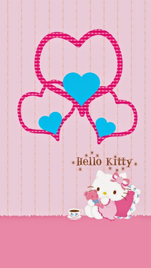 Dazzle My Droid Free Hello Kitty Wallpapers For IPhone 5 Or Note 3