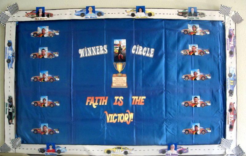 For A Vbs Race Car Theme Children S Church Crafts Church