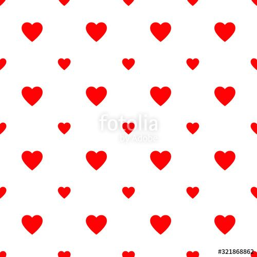 Heart seamless pattern endless texture Black hearts on white background vector illustration Valentines Day Pattern Anniversary Birthday Love Sweet Moment Wedding