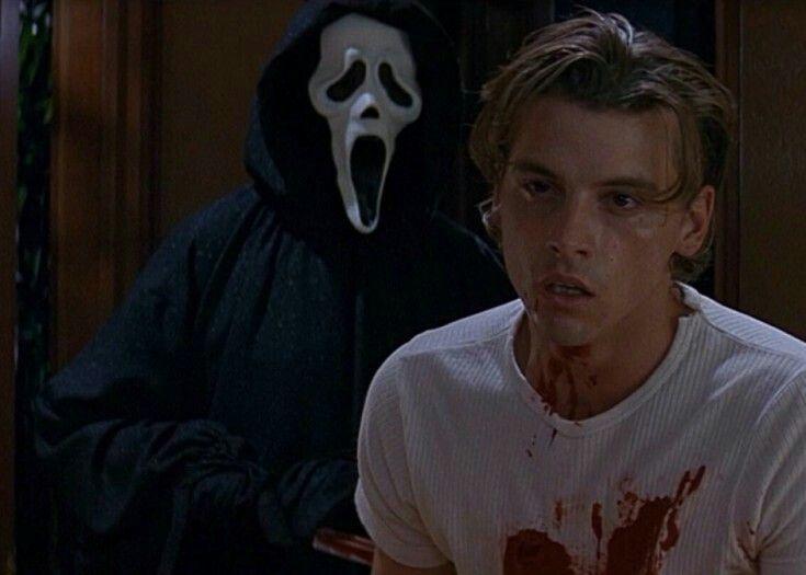 Ghostface (played by Skeet Ulrich and Matthew Lillard