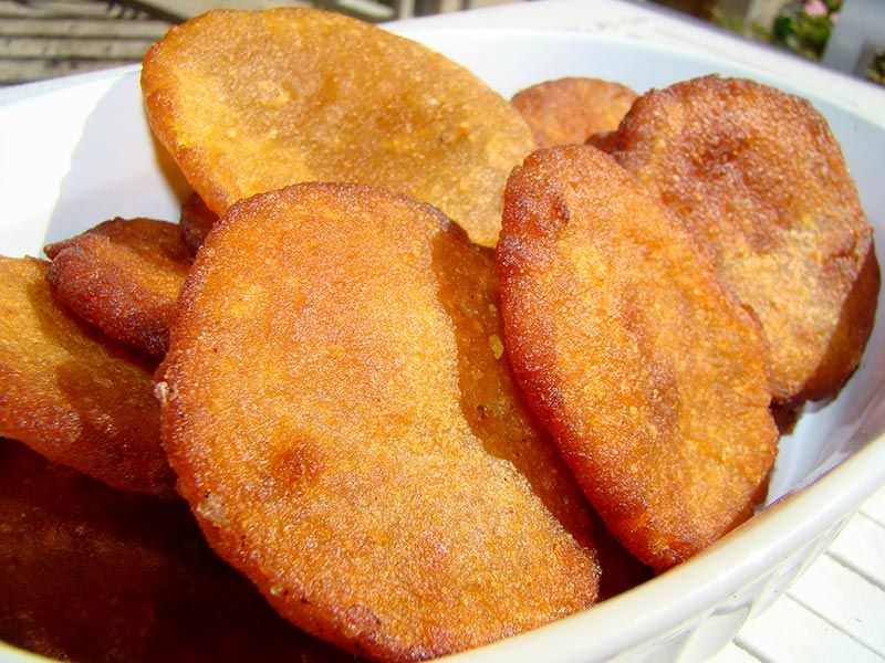 Appalu (Rice Flour Delicacy) - Manjula's Kitchen - Indian ...