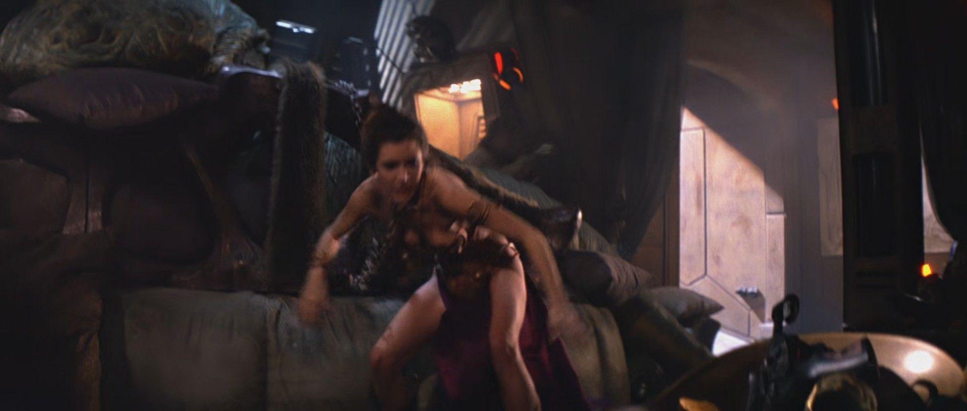 Nackt starwars frauen Animal Sex