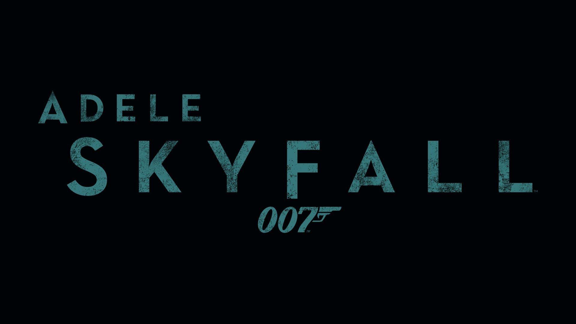 ADELE - Skyfall, via YouTube  | Music I Like  :) | Music