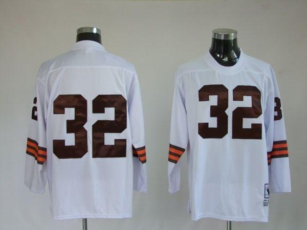 buy popular e86a7 d6335 $25.99 Reebok NFL Jersey Cleveland Browns Jim Brown #32 ...