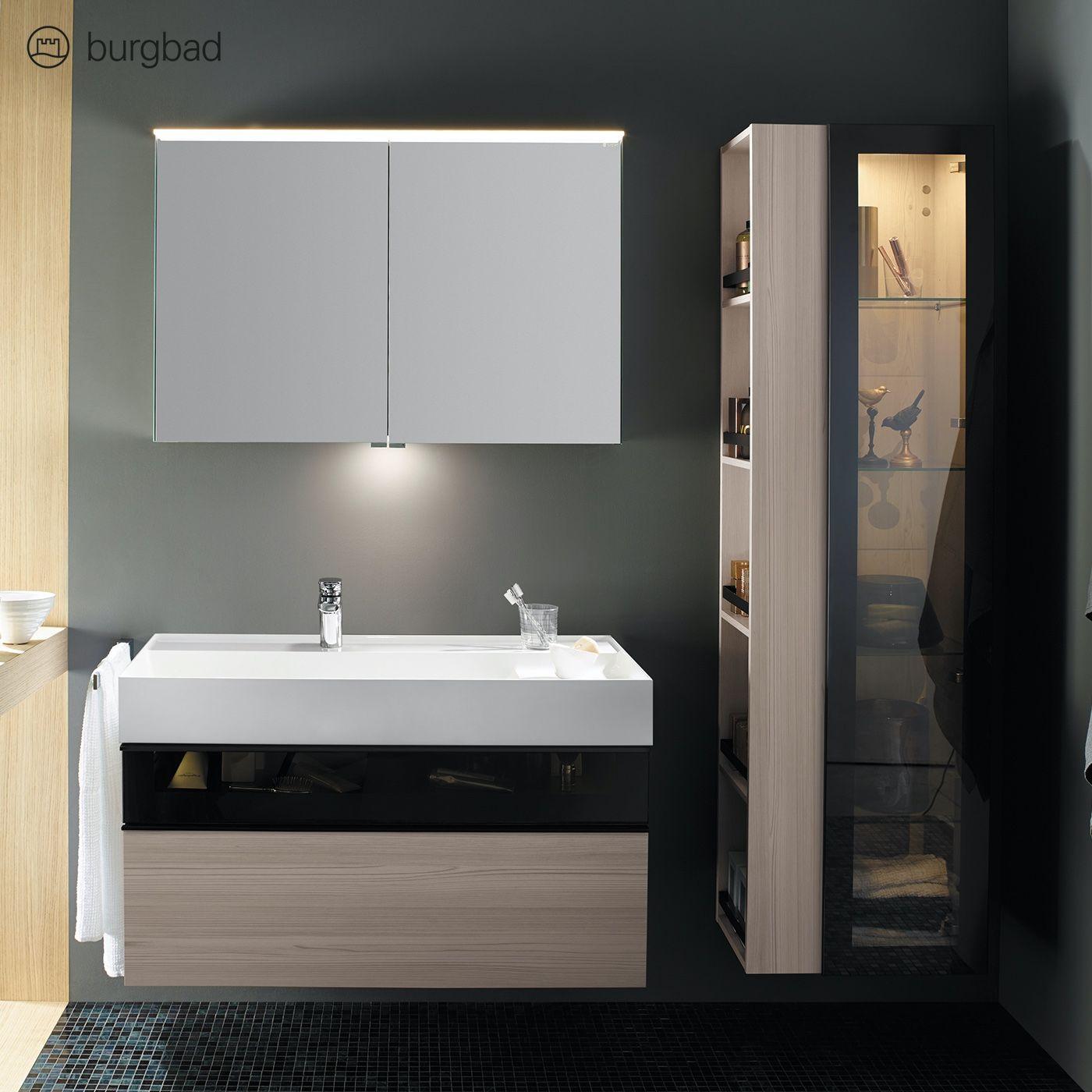Burgbad Yumo In 2020 Bad Waschtisch Bad Waschtischunterschrank