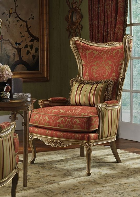 Highland House Furniture Royal Manor Collection Regal Refinement