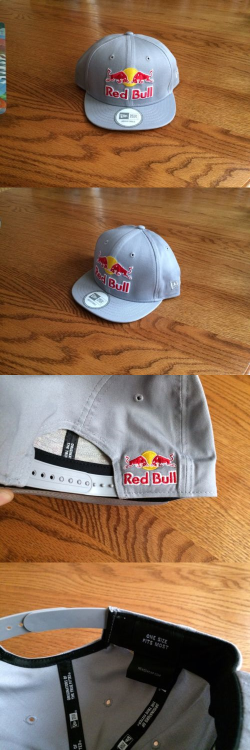 Hats 163543  Red Bull Monster Energy New Era Athlete Snapback Hat Super Rare  All Gray -  BUY IT NOW ONLY   250 on eBay! 54ee7b136800