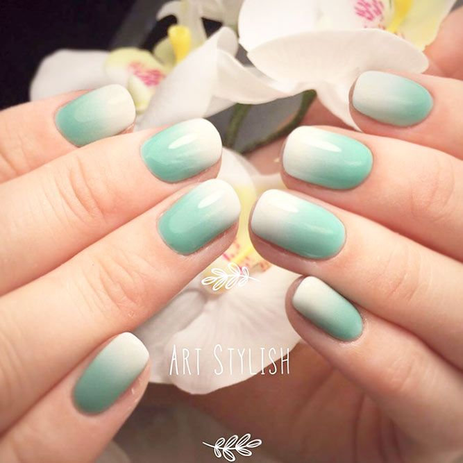 30+ Trendy Options for Ombre Nails For Any Occasion