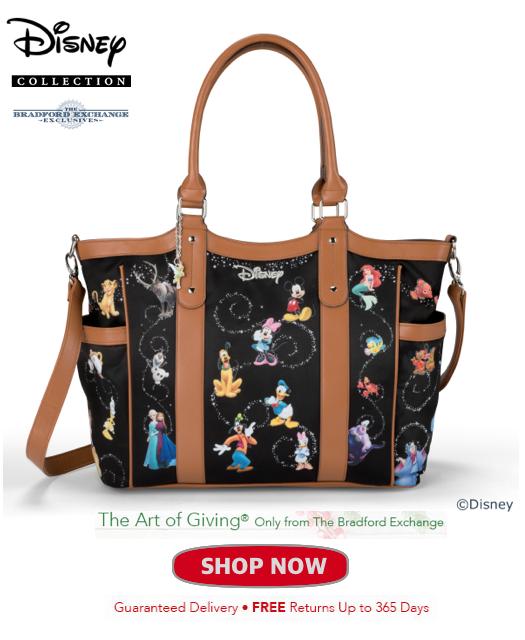 Disney Vintage disney ride pocket tote bag