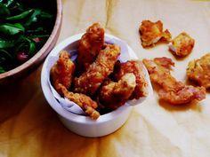 Pollo estilo KFC paso a paso. ¿Hemos descubierto la receta secreta?
