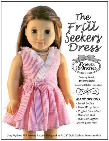 Frill Seekers Dress 18\
