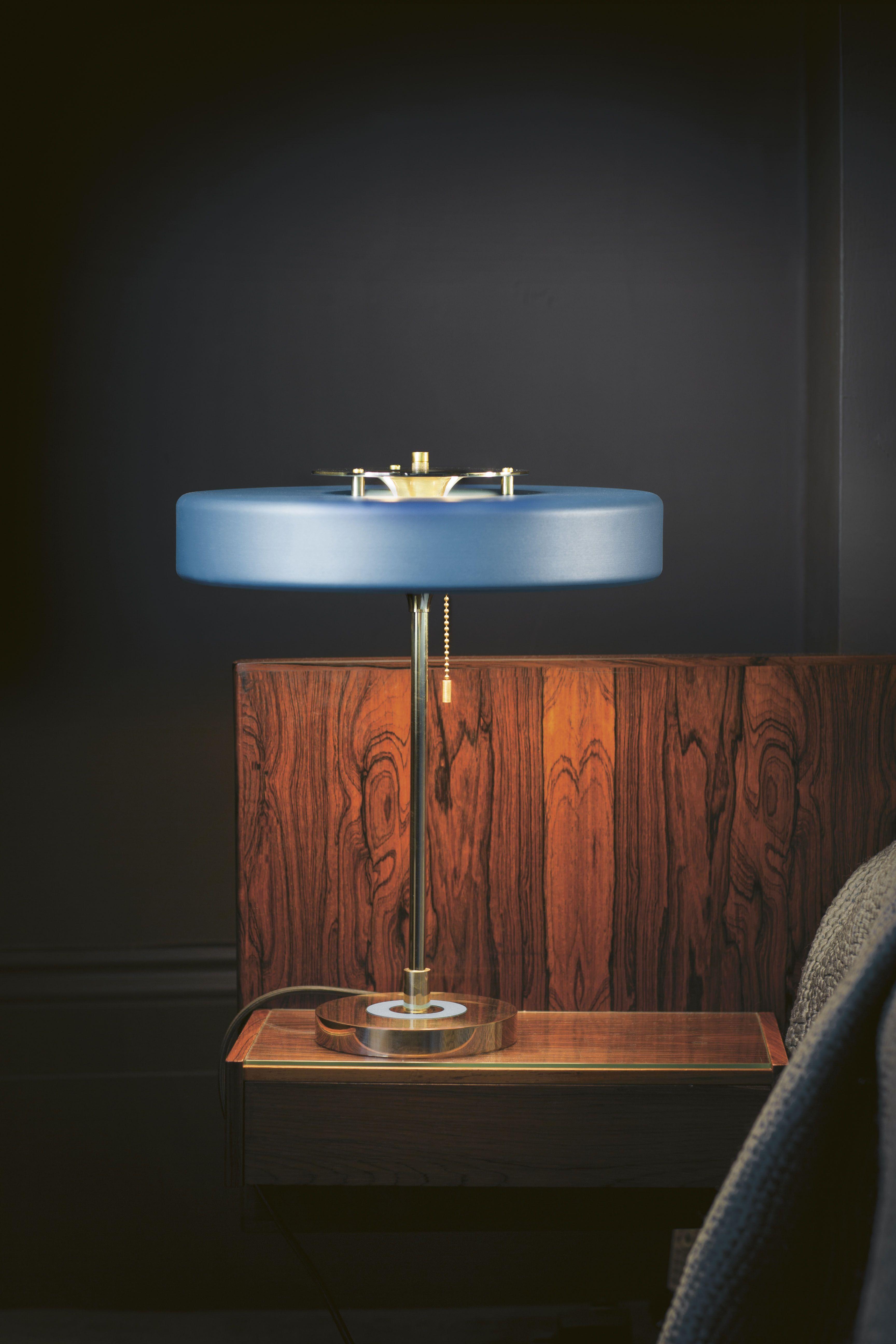 Revolve Table Lamp by Bert Frank Lighting Pinterest