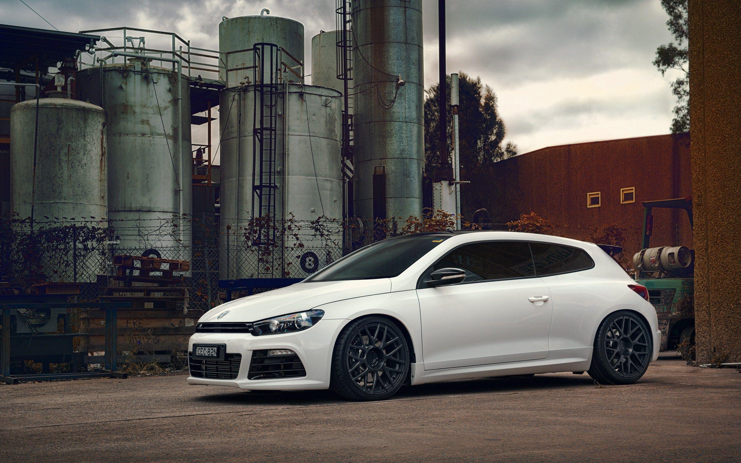 Volkswagen Scirocco R Wallpaper Photos And Photography