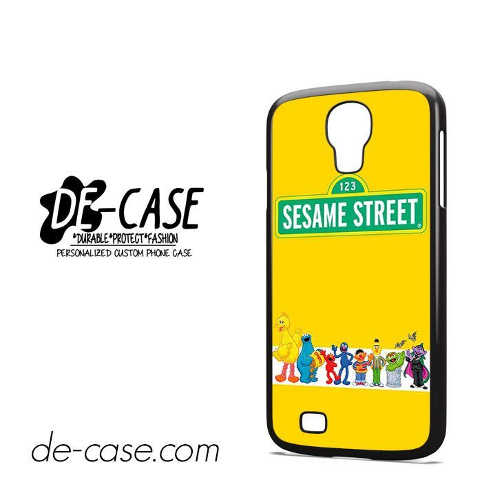 Sesame Street DEAL-9475 Samsung Phonecase Cover For Samsung Galaxy S4 / S4 Mini