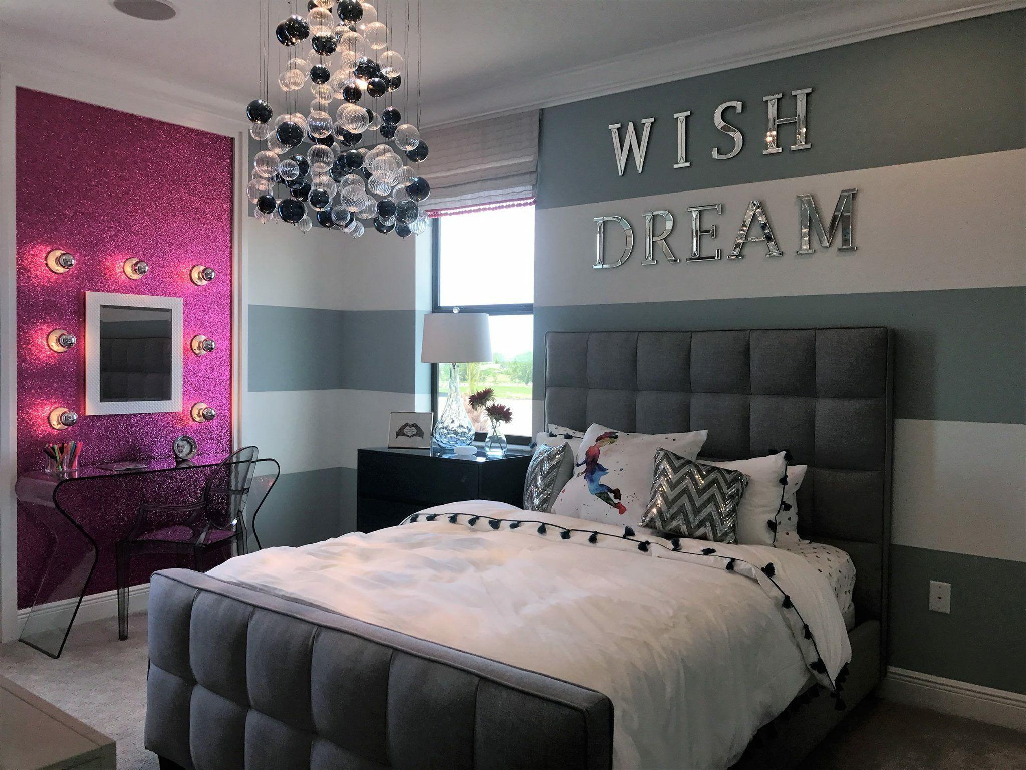 La chambre ado fille 75 idées de décoration Archzine