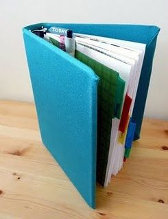 A Penchant for Paper: My DIY Planner
