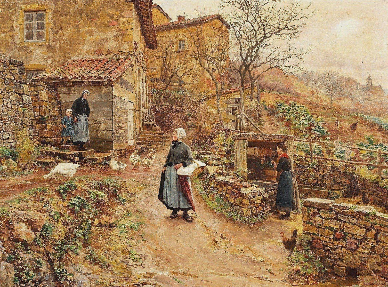 Marie-Francois Firmin-Girard