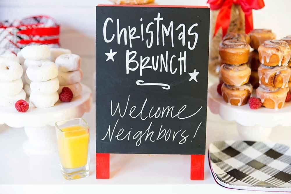 Host a Neighborhood Christmas Brunch | Homes.com