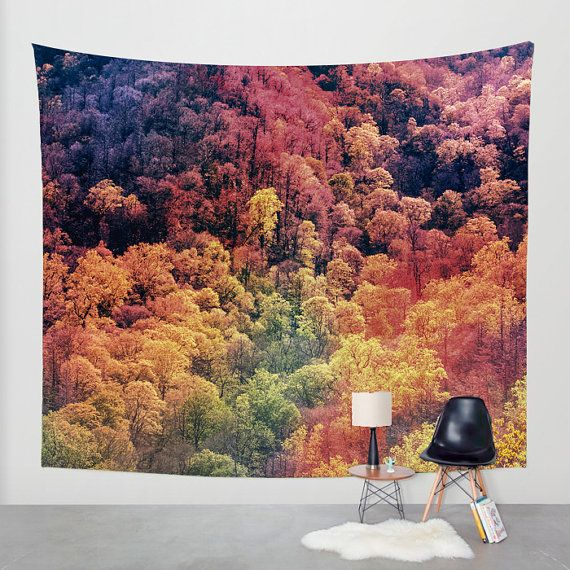 507f8f86218 Autumn Leaves Wall Tapestry