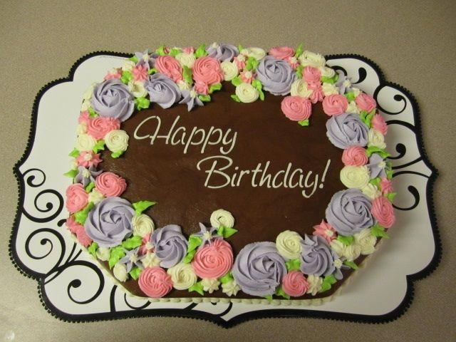 Birthday Cakes Simple Bc Cake For My Sil 50th Birthday Beach