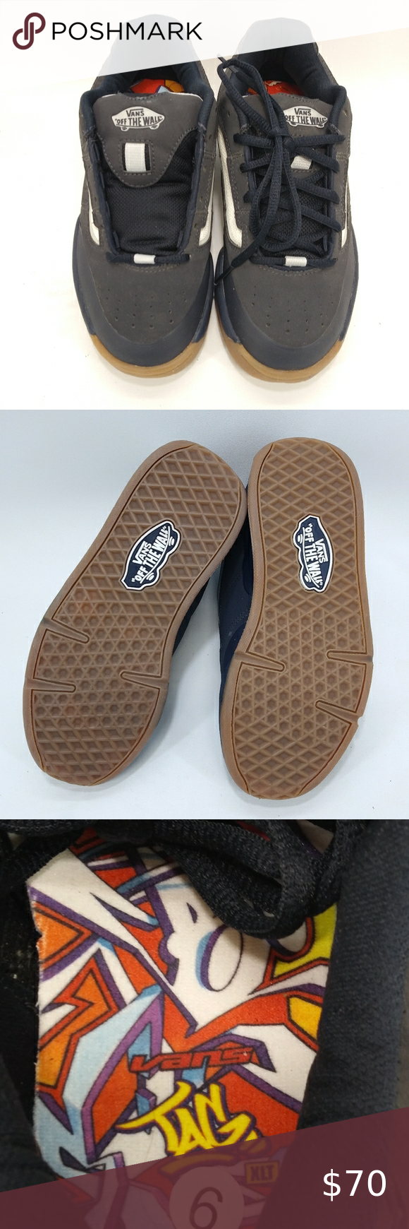 Vans Tag Xlt Vtg Rare Skate Board Shoe Size 6 Nwob In 2020 Vintage Vans Vans Shoes