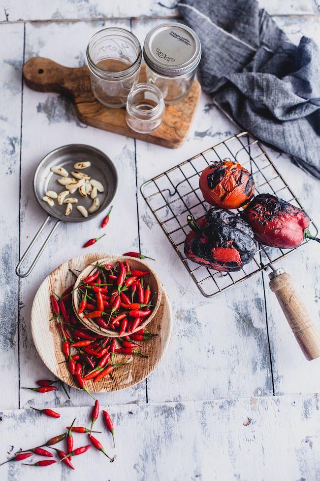 Bird Eye Chili Zesty Hot Sauce | Playful Cooking
