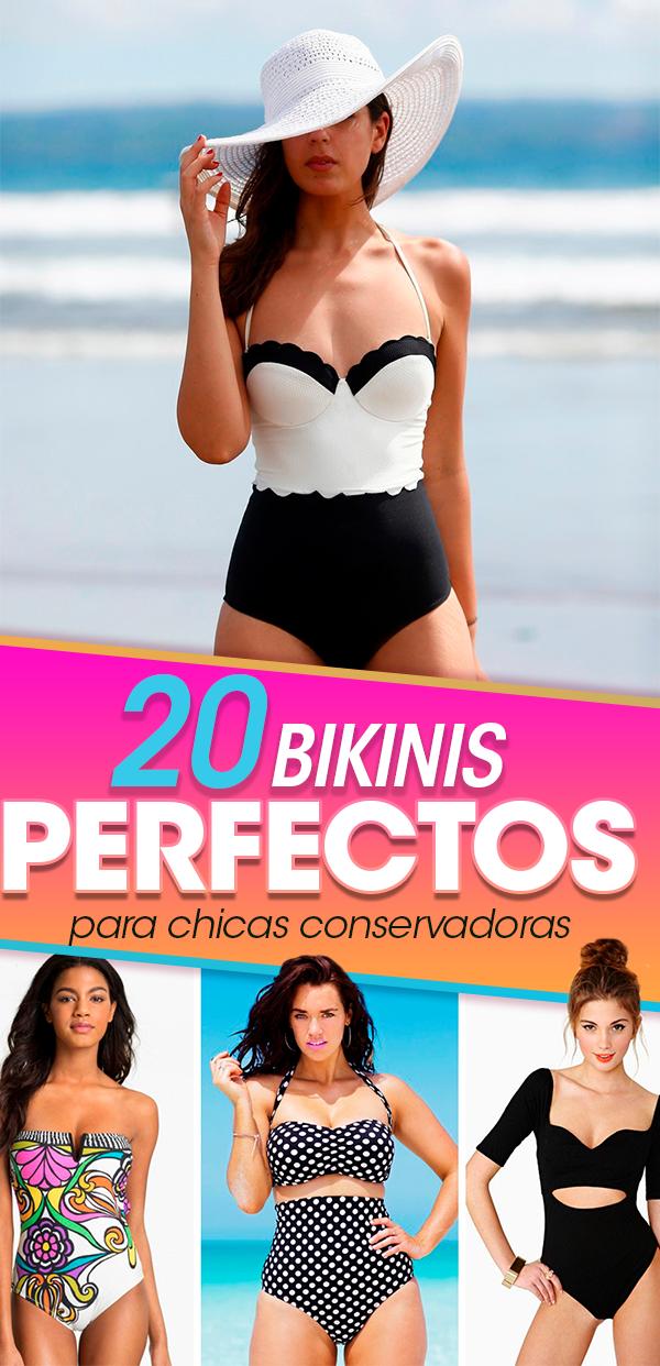 545ab9d32 20 Bikinis para chicas conservadoras. Bikinitrend. Bikini ideas. Bikini  fashion.