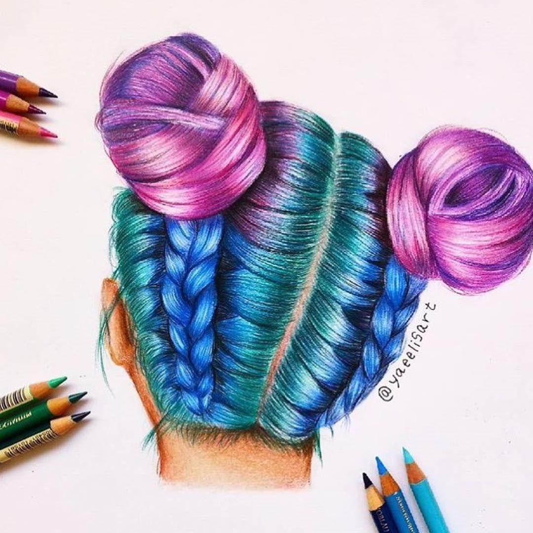 Art color hair - Lovely Colors Colours Hair Hair Ideas