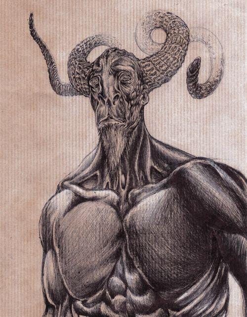 Old Devil Anung Un Rama