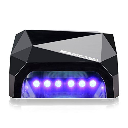 Perfect Summer Professional 36w Uv Led Light Nail Dryer Curing Lamp For Gel Nail Polish Classic Black More Info Could Be Gel Nail Polish Light Nails Uv Led