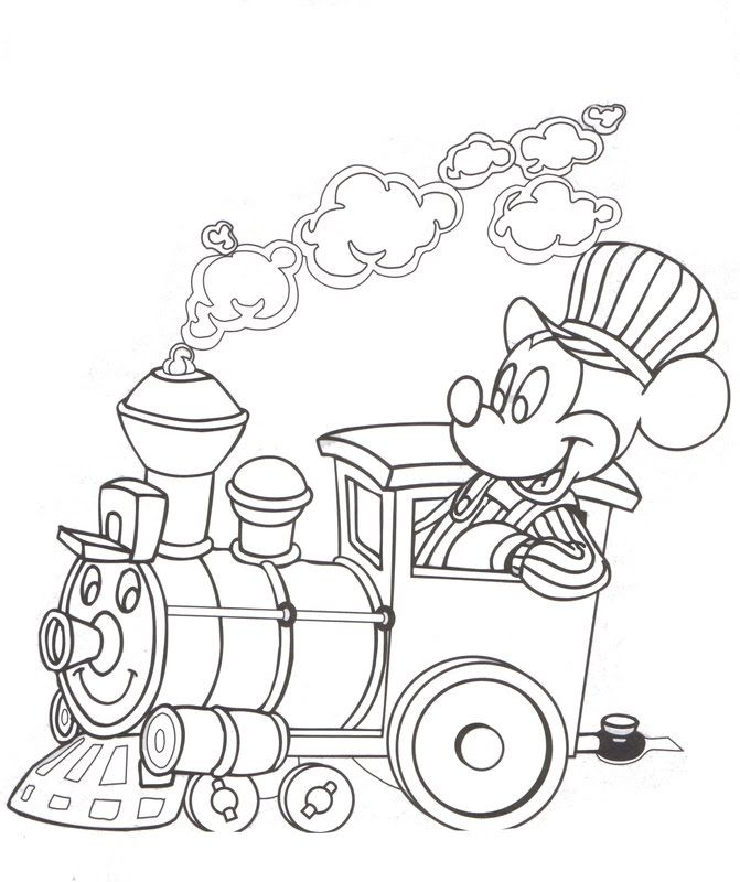 Disney Fall Coloring Pages Interactive Magazine Mickey Mouse with