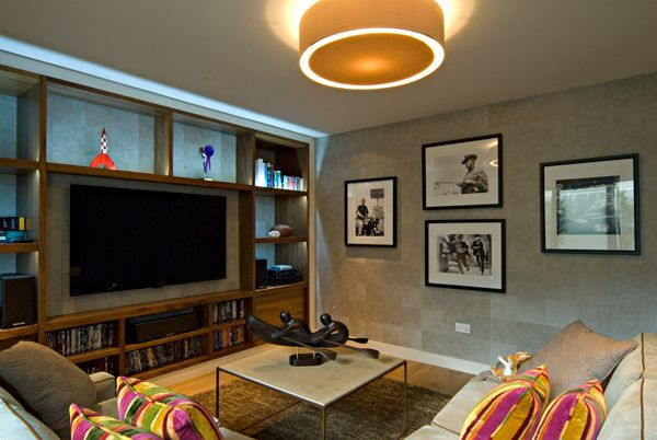 Refined elegance brook house by daniel hopwood adelto find this pin and more on a new cinema room by chloemoorhead london interior design